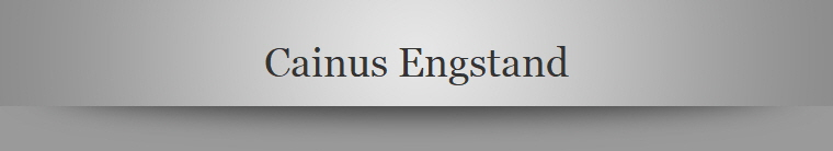 Cainus Engstand